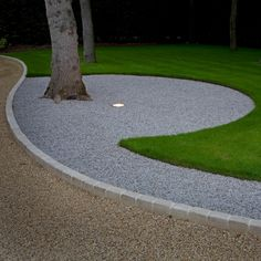 the lovely effect of shape in a garden - wentworth estate