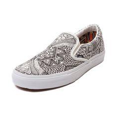 Vans Slip-On Zio Ziegler Skate Shoe