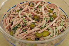 Bayerischer Wurstsalat