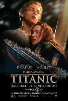 #2 Titanic - Top 15 Highest Grossing Films of All Time  - What movie is more epic and romantic than Titanic? Another James Cameron hit, the tale is a fictionalized account of the historic shipwreck. Already intriguing, but add a young Leonardo DiCaprio and Kate Winslet and you've got $2,160,404,935 in box office gold.