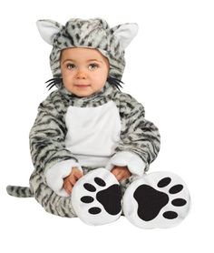 Cute Halloween Costumes for Newborn Babies. jungle cat costume for infants