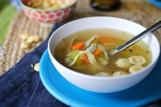 This easy homemade chicken noodle soup is absolutely soul warming, cure-you-from-illness chicken noodle soup. So good and good for you!