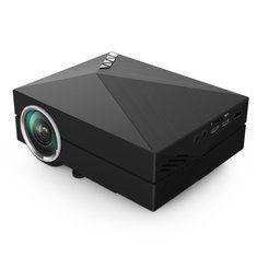 GM60A LCD портативный беспроводной проектор Поддержка беспроводной 1080p 1000ЛМ 800х480 продажи дома кино Banggood.com
