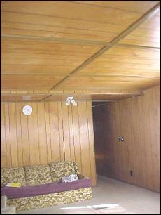 Mobile Homes Ceiling Panels And Ceilings On Pinterest