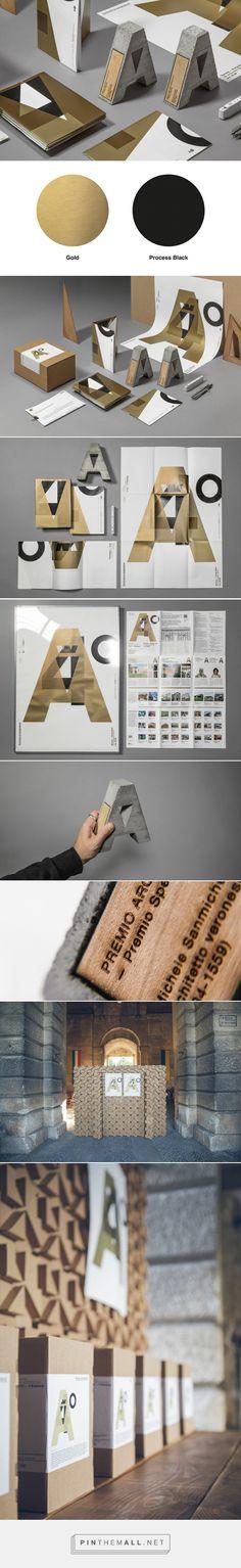 ARCHITETTIVERONA — Premio AV by Happycentro Design Studio. Gorgeous print designs with a limited colour palette.