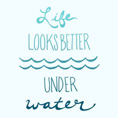 Summer Quotes : QUOTATION - Image : As the quote says - Description Yep, we think so too. Swimming Memes, Swimming Funny, I Love Swimming, Swimming Diving, Scuba Diving Quotes, Ocean Quotes, Swim Quotes, Boating Quotes, Surfing Quotes