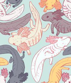 dorodere darling, super mega huge background pattern texture post!