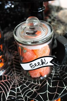 Spooktacular Halloween Party Ideas and treats- B. Lovely Events