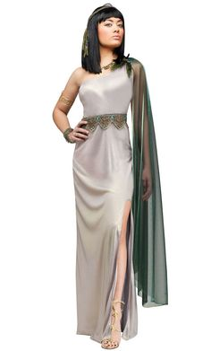 Jewel of the Nile Cleopatra Adult Costume | Oya Costumes
