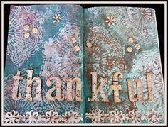ARIEL: Thankfulness