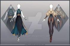 [Close] Design adopt_287-288 by Lonary