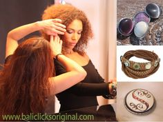 Create YOUR OWN Fashion Jewelry - Easy and Looks GREAT! #Bali #leatherbracelets #pandants #rings #preciuesstones #Fashion #Jewelry. Read more: http://www.baliclicksoriginal.com