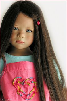 Healing the Inner Child - Stories of the Lost Child: MY Annette Himstedt Dolls Wish List