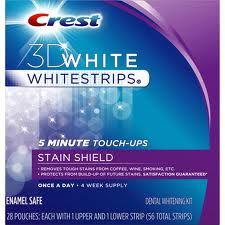 Crest White Strips.... I swear by these!!!