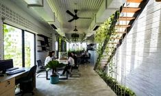 BR Analysis. The new way of working in the new office buildings - Business Review