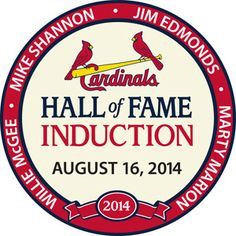 The St. Louis Cardinals Hall of Fame presented by Edward Jones will celebrate its first induction ceremony on August 16, 2014 in Fox Sports Midwest Live! at Ballpark Village. Four Cardinals greats will be formally enshrined, joining the 22 inaugural members. Join other Cardinals Hall of Famers in honoring these new inductees by being in attendance!