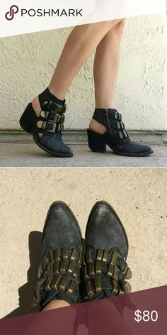 ISO Jeffrey Campbell Tripoli Boots. Looking for a size 7.5 Jeffrey Campbell Shoes Ankle Boots & Booties
