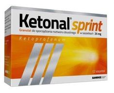 Ketonal Sprint x 12 sachets Steven Johnson Syndrome, Fast Heart Rate, Men Health Tips, Urticaria, Severe Headache, Lower Back Pain Relief, Tooth Pain, Skin Rash