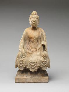 Buddha - Tang dynasty (618–907). China