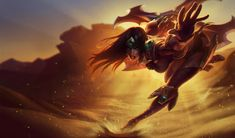 League of Legends - Sivir, The Battle Mistress