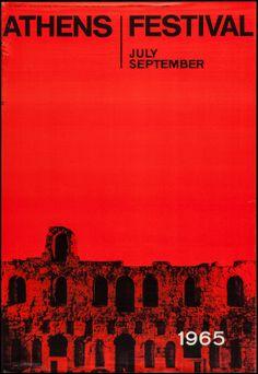 Athens Festival 1965