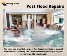 Need water damage services? Call our water damage cleanup company for water damage repair & Fuquay-Varina NC water damage restoration services
