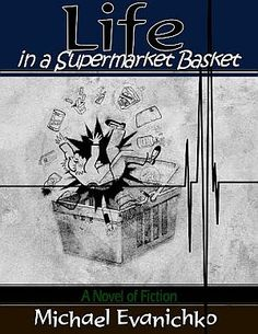 Hurrying out of the supermarket with a typical shopping bag and mown down by a passing car, a man's life rushes before his eyes, symbolised by the items in his basket. Hilarious and clever account of a near-death experience. A Typical, Cloak, His Eyes, Shopping Bag, Clever, Death, Hilarious, Basket, Books