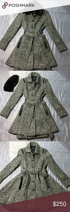 Bebe Coat NWOT...Never been used.. ALL OFFERS ARE WELCOME. TRADES ✔️ bebe Jackets & Coats