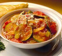 Carrabba's Italian Grill Copycat Recipes: Zucchini Stefano