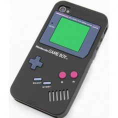 Game Boy Nintendo on Iphone 4