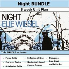 Shlomo wiesel night essay