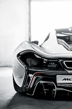 Mclaren P1. Possibly the sexiest car ever.