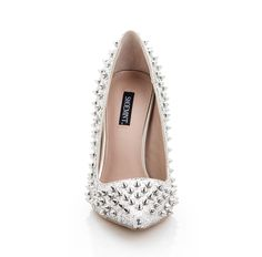 the perfect shoe for a night out, and to kick your would be attacker in the nads.