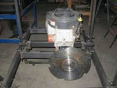 Image result for homemade swing blade sawmill