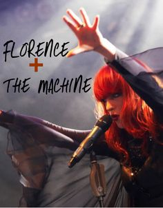 We <3 Florence + The Machine. Gifs, quotes, images, songs and everything we adore about Flo in this digi mag. #glossi