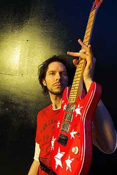 Paul Gilbert. My personal guitar hero.