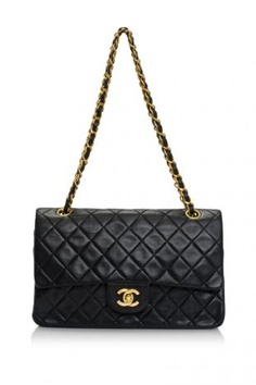 d6d8b285aa6a Vintage Pre-Owned Chanel Quilted Lambskin Leather Classic Flap Bag.. This  is soo