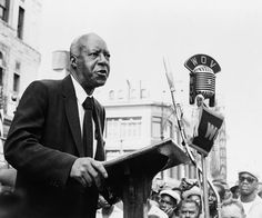 Black Then | A. Philip Randolph, Founder of the First Black Labor Union