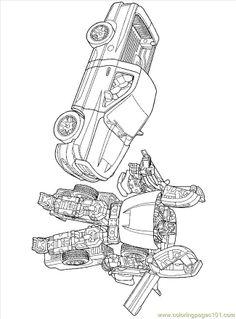 cliffjumper transformers printable at coloring-pages-book-for-kids ... - Coloring Pages Transformers Prime