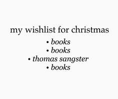 Thomas Sangster + Books = ❤️❤️❤️