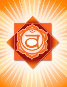 Chakra Symbols and Sanskrit Names: Sacral Chakra