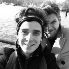 Joe Sugg and Jim Chapman... I want to marry both of them! Gorgeous men they are.. along with Casper, Marcus and Alfie :)