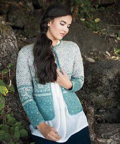 Tagetes Cardigan - Knitting Patterns and Crochet Patterns from KnitPicks.com