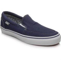 Tênis Vans Birch Vulc Azul marinho – Vans - http://batecabeca.com.br/tenis-vans-birch-vulc-azul-marinho-vans.html