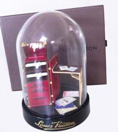 Louis Vuitton Snow Globe - Stokowski Desk - Boule À Neige