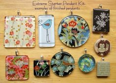 Extreme Starter Pendant Kit This kit includes by KristensKrafts, $15.00