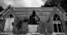 Peaks - Photo of the Abandoned Great Barr Colony (St Margaret's Hospital) Sutton Coldfield, St Margaret, Full Size Photo, Walsall, West Midlands, Brooklyn Bridge, Birmingham, Colonial, Abandoned