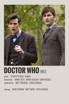 Iconic Movie Posters, Minimal Movie Posters, Minimal Poster, Iconic Movies, Film Posters, New Poster, Poster Wall, Doctor Who Minimalist, Doctor Who Poster