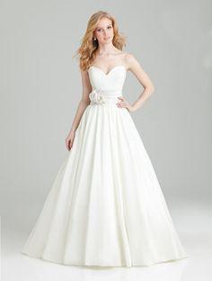 This might be it...    2014 wedding dress/sweatheart simple white by Lemonweddingdress, $269.00