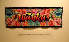 Bordado Wanca - 45cm x 145cm Elliot Tupac